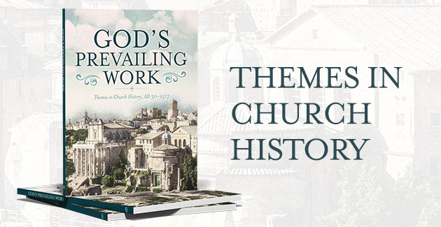 Now Available - God's Prevailing Work