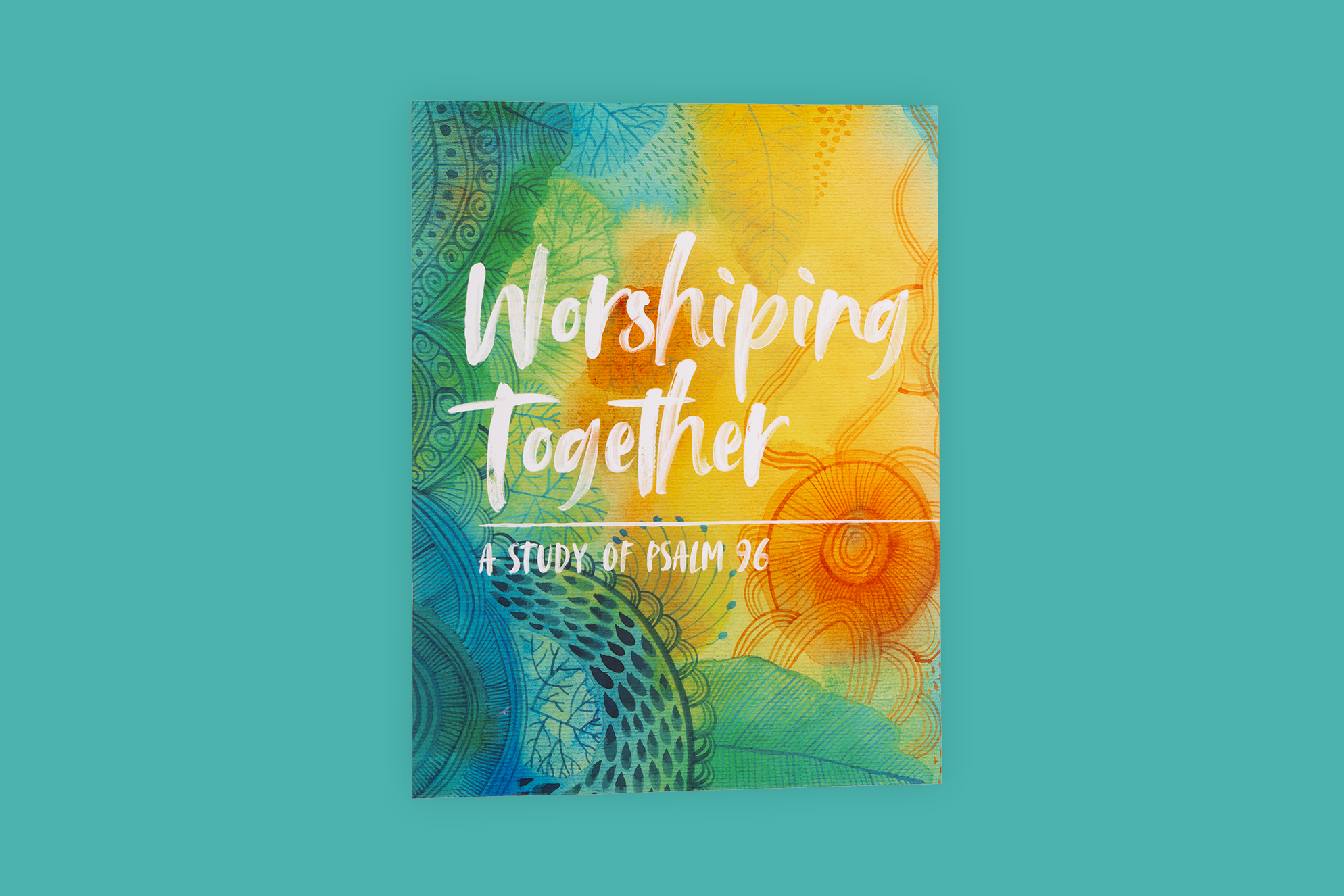 Now Available: Worshiping Together